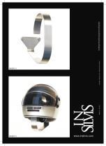 Insilvis BIKER'S 1, helmet holder - 3