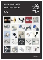 Insilvis Coat Hooks Collection 1/5 - 1