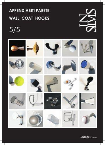 Insilvis Coat Hooks Collection 5/5