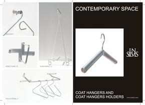 Insilvis Contemporary Space - Coat Hangers and Coat Hangers Holders - 1