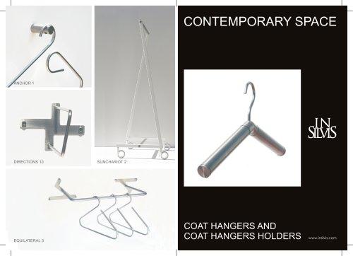 Insilvis Contemporary Space - Coat Hangers and Coat Hangers Holders