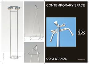 Insilvis Contemporary Space - Coat Stands - 1
