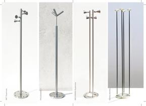 Insilvis Contemporary Space - Coat Stands - 2
