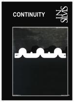 Insilvis CONTINUITY 3, coat hook - 1