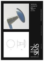 Insilvis MUSHROOM, wall mounted coat hook - 2