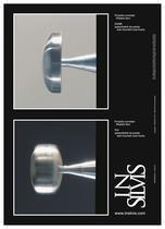 Insilvis MUSHROOM, wall mounted coat hook - 3
