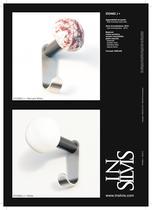 Insilvis STONES, coat hooks collection - 11