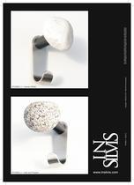 Insilvis STONES, coat hooks collection - 12