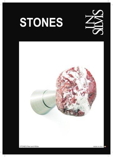 Insilvis STONES, coat hooks collection