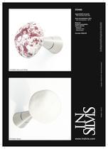 Insilvis STONES, coat hooks collection - 2