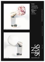 Insilvis STONES, coat hooks collection - 5