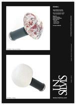 Insilvis STONES, coat hooks collection - 8