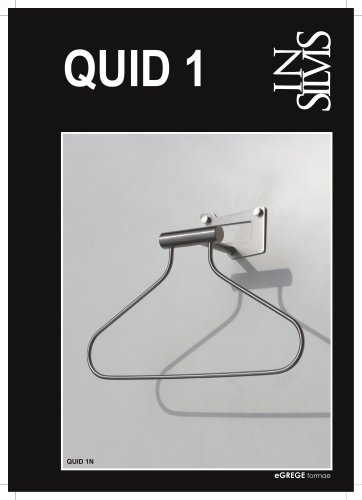 QUID 1, valet hangers