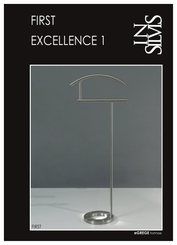 VS Suit stands FIRST & EXCELLENCE 1