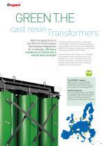 GREEN T.HE HIGH EFFICIENCY CAST RESIN TRANSFORMERS - 4