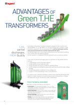 GREEN T.HE HIGH EFFICIENCY CAST RESIN TRANSFORMERS - 6
