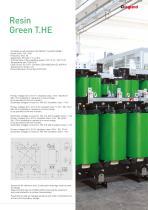 GREEN T.HE HIGH EFFICIENCY CAST RESIN TRANSFORMERS - 9