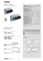 MEGASWITCH Disconnectors - 2