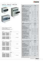 MEGASWITCH Disconnectors - 3