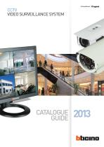 Video Surveillance System - Catalogue 2013 - 1