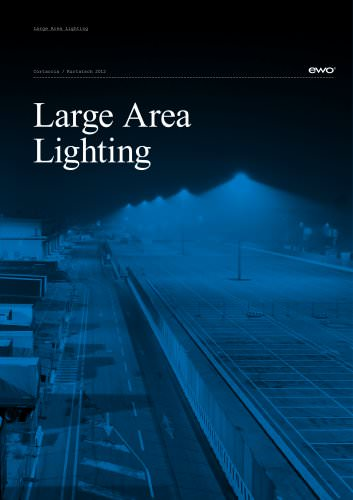 Large Area Lighting