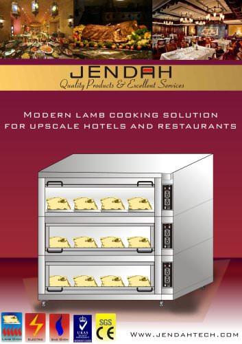Lamb oven