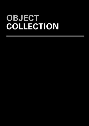 Object Collection 2013
