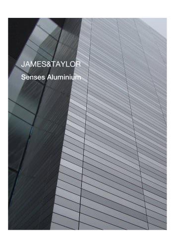 James and Taylor Senses Aluminium