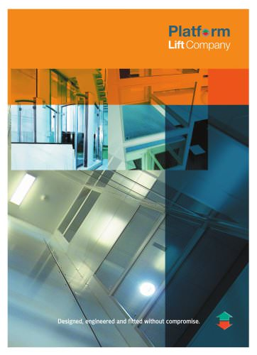 Platform Lifts catalogue