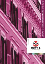 SHADING SYSTEMS. PERSIANA METRA (SHUTTERS)