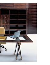 Oak design office furniture - 10