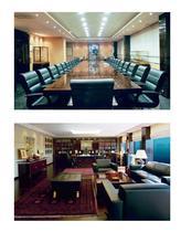 Oak design office furniture - 2