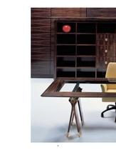 Oak design office furniture - 9