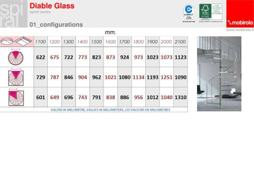 Diable Glass