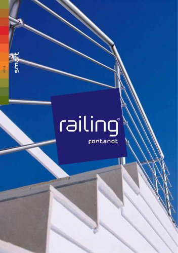 Catalogue Railing