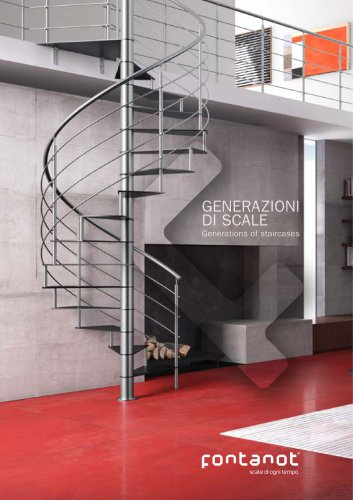 Generations of staircases