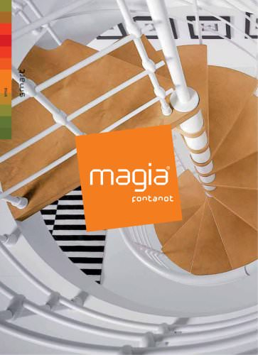Magia Staircases