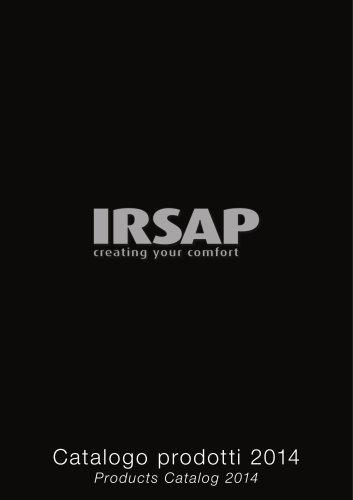Irsap Catalogue 2014
