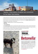 Betonella® only by Tegolaia - 2