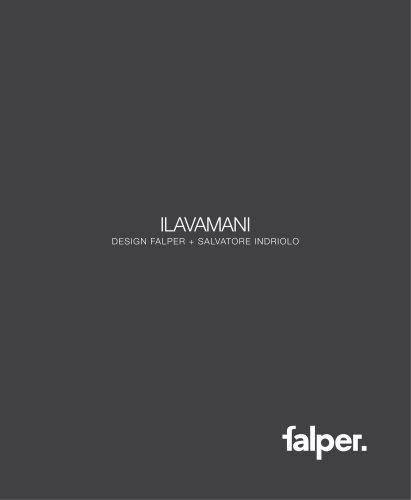ILAVAMANI design falper + salvatore indriolo