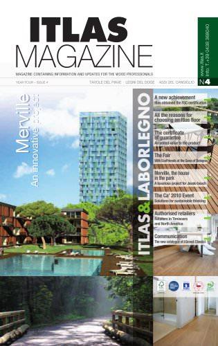 Itlas magazine n°4