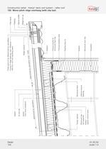 Kalzip Construction details - 12