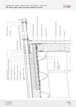 Kalzip Construction details - 13