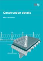 Kalzip Construction details - 1