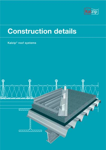 Kalzip Systems Products And Applications Kalzip Pdf Catalogs Documentation Brochures