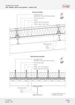 Kalzip Construction details - 7