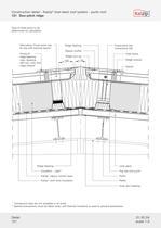Kalzip Construction details - 8