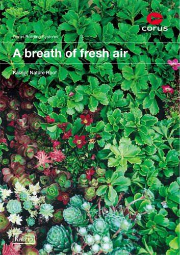 Kalzip Natural Roof - A breath of fresh air