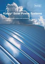 Kalzip Solar Power Systems - Flexible solutions for creative solar architecture