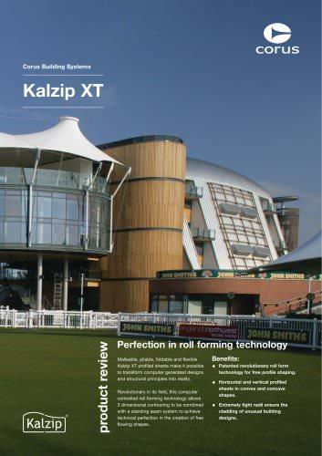 Kalzip XT